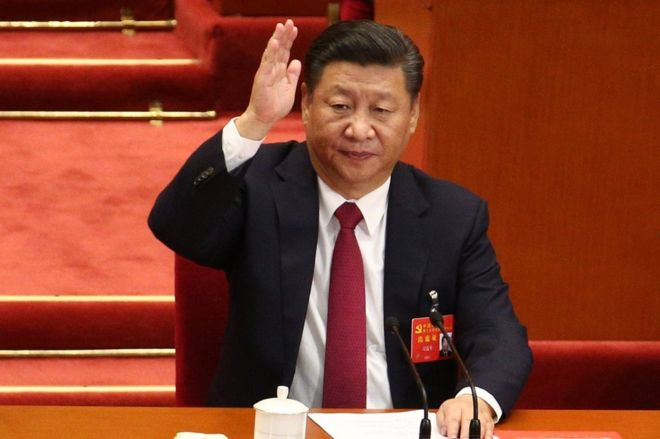 Trung Quốc: Động thái đưa ông Tập Cận Bình lên sánh ngang Mao Trạch Đông