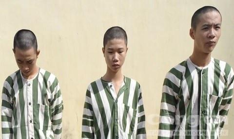 Bắt băng 'tuổi teen' gây ra 20 vụ cướp táo tợn