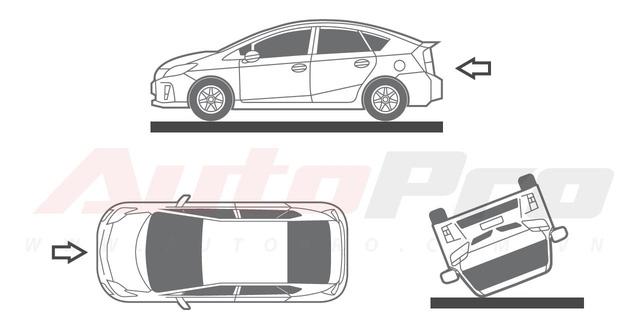Vì sao nhiều xe Toyota không bung túi khí khi gặp va chạm?