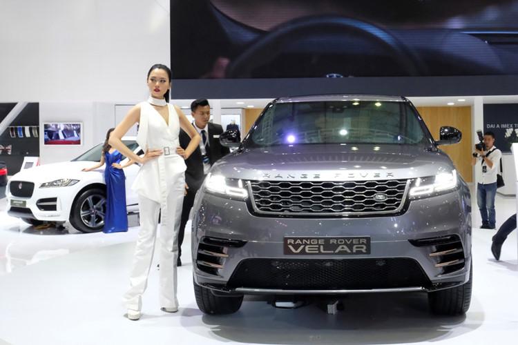 Loạt xe ôtô mới vừa ra mắt tại Việt Nam năm 2017
