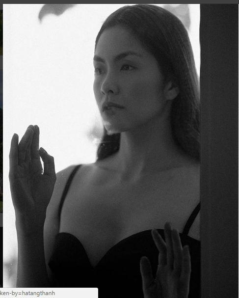 Tăng Thanh Hà trở lại vị thế đại mỹ nhân showbiz Việt khi tái xuất trên trang bìa Elle