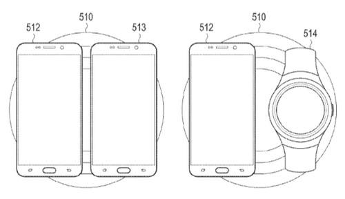 Samsung sắp ra sạc không dây như Apple