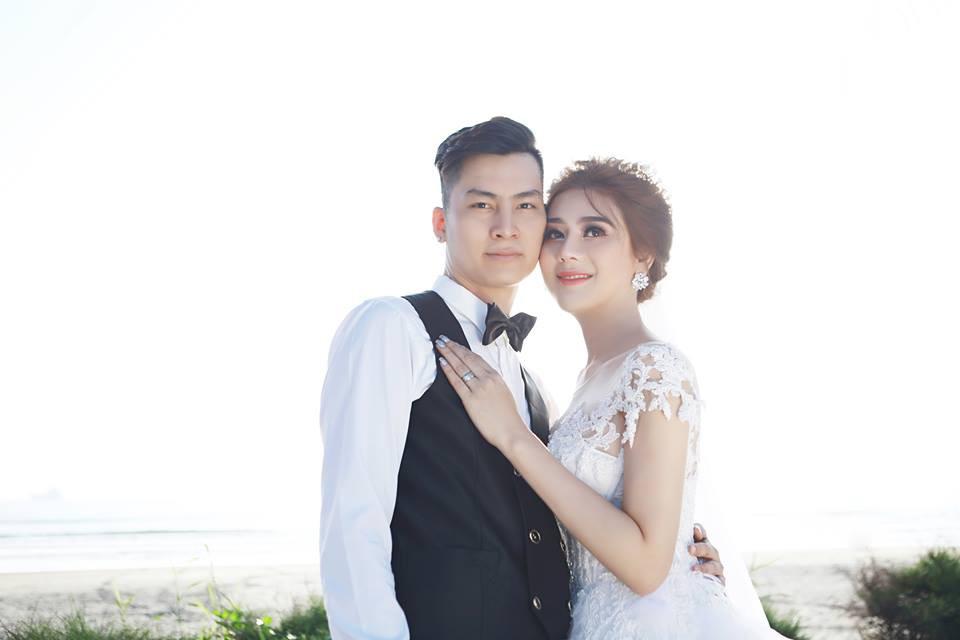 Ảnh cưới lãng mạn của mỹ nhân chuyển giới Lâm Khánh Chi và bạn trai kém 8 tuổi