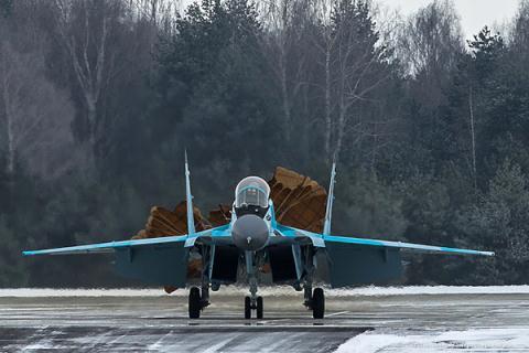 MiG-35 trang bị tên lửa diệt radar ngoài tầm với của Patriot