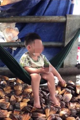 Nhóm người châm lửa và cổ vũ bé trai hút thuốc lá gây phẫn nộ cộng đồng mạng