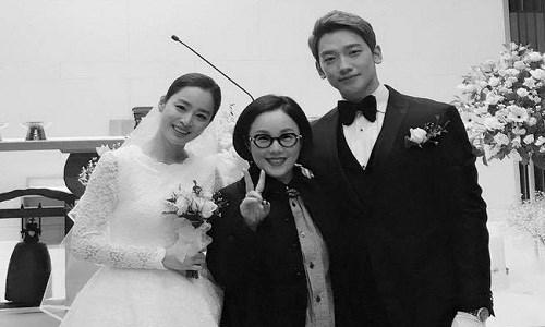 Đám cưới sao nữ hàng đầu Hàn Quốc, người rót tiền tỷ người chọn giản dị đơn sơ