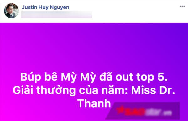 Quản lý cũ Nguyễn Thị Thành 'đá xoáy' Huyền My là 'búp bê bị hư, nếu sáng đã sáng ngay từ đầu'