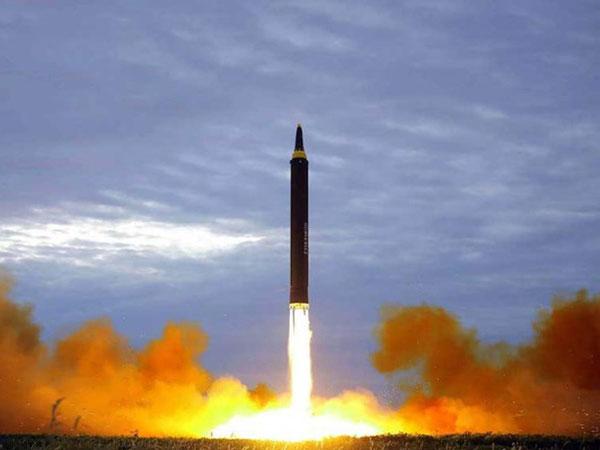 Thêm chấn động về tên lửa hạt nhân Triều Tiên