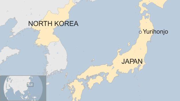 Phát hiện 10 thi thể ở bờ biển Nhật đối diện Triều Tiên