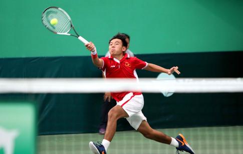 Tăng 27 bậc, Lý Hoàng Nam trở lại tốp 500 ATP