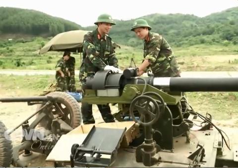 Việt Nam sản xuất thành công đạn 30mm