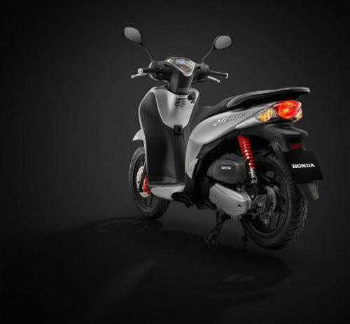 Cận cảnh Honda SH Mode màu mới, giá 50,49 triệu đồng
