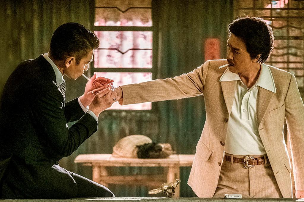 'Trùm Hương Cảng' gợi nhắc thời hoàng kim của điện ảnh Hong Kong
