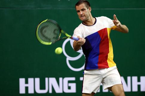 Tay vợt từng xếp hạng 8 thế giới vô địch Vietnam Open