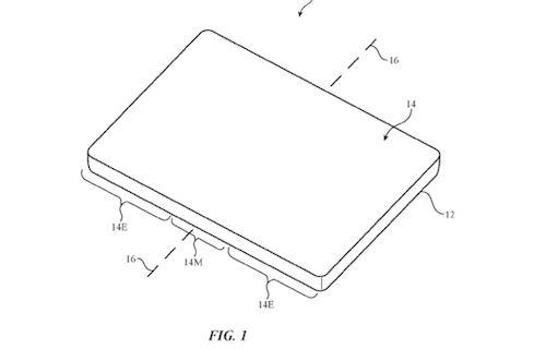Apple theo đuổi điện thoại gập đôi
