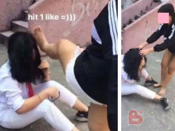 Hà Nội: Nữ sinh 2004 hành hung bạn cùng trường dã man khiến dư luận phẫn nộ