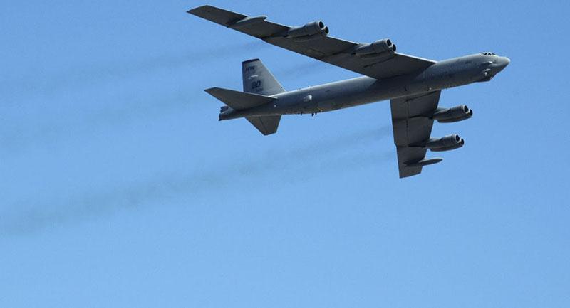 Lực lượng hạt nhân Mỹ bắt đầu cuộc tập trận Sấm sét toàn cầu