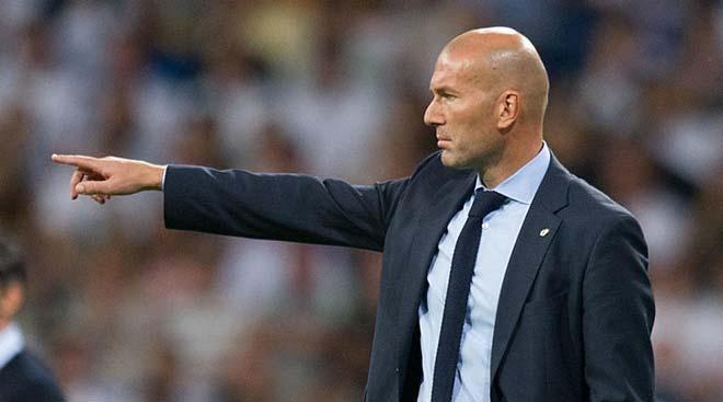 Real hít khói Barca, Zidane bị dọa thay bằng HLV Tottenham