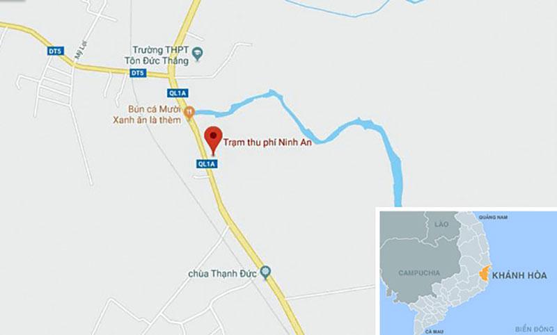 BOT Ninh An tiếp tục phải xả trạm vì tiền lẻ ngày đầu năm