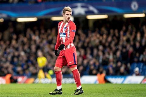 Mourinho muốn M.U mua Griezmann ngay trong tháng 1