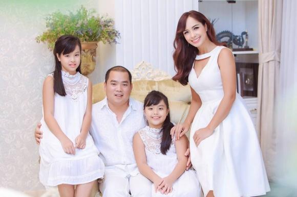 Cựu siêu mẫu Thúy Hạnh đang mang thai con thứ 3?