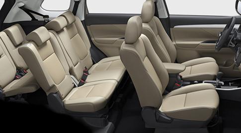 Mitsubishi Outlander lắp ráp trong nước lộ giá từ 808 triệu đồng