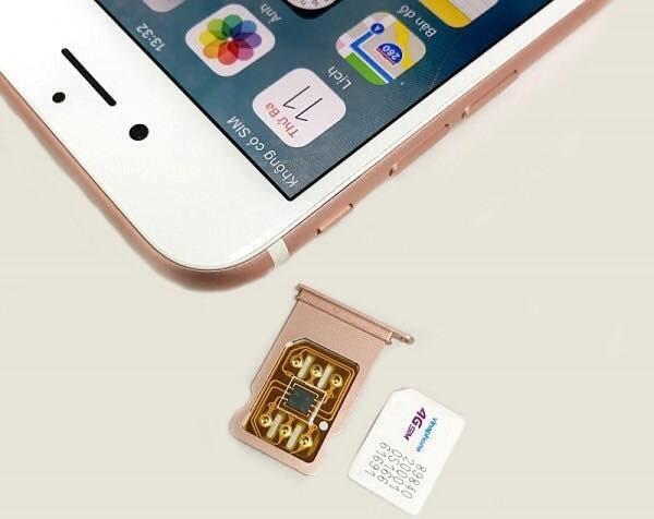 SIM ghép thần thánh lại bị Apple khóa ngay trong ngày đầu năm mới