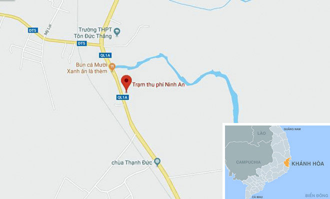 BOT Ninh An miễn phí, hoàn vé tháng cho chủ ôtô trong bán kính 10 km