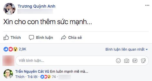 Lại đăng status ẩn ý, dân mạng đặt nghi vấn Tim và Trương Quỳnh Anh đã dọn ra ở riêng