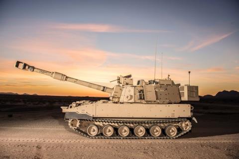 Siêu pháo M109A7: Có thể hạ đối thủ chỉ với...một viên đạn?