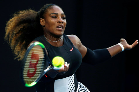 Đến lượt ĐKVĐ Serena chia tay giải Úc mở rộng