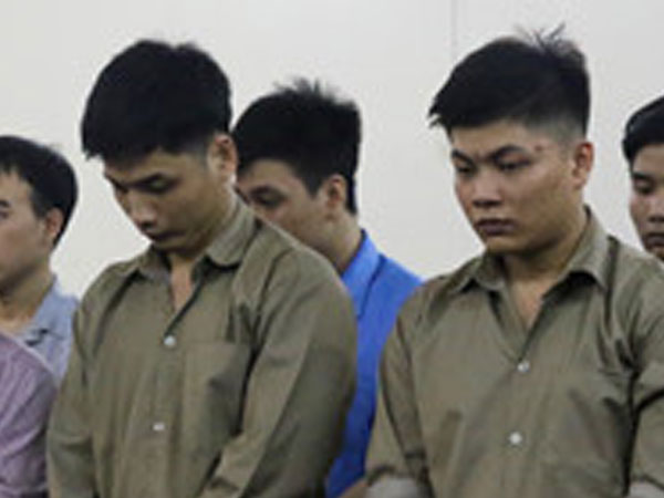 9X chém chết người ở công viên lĩnh 18 năm tù