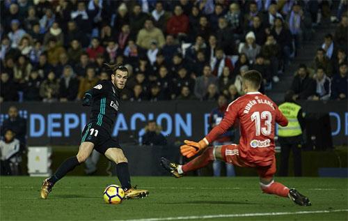 Hòa Celta Vigo, Real kém 16 điểm so với Barca