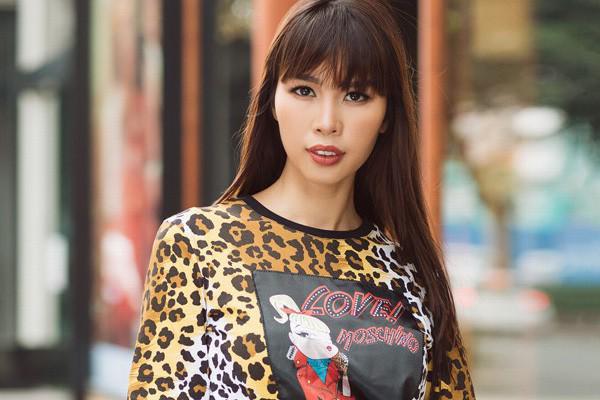 Siêu mẫu Hà Anh: Mẹ chồng rất mừng khi nghe tin tôi mang bầu