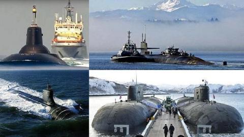 Những tàu ngầm nhanh nhất thế giới: Không ai vượt qua Xô-Mỹ