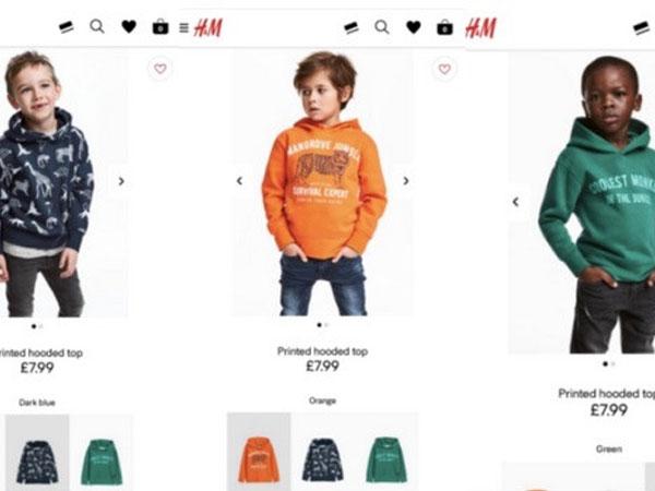 H&M xin lỗi vì quảng cáo sản phẩm mang thông điệp phản cảm