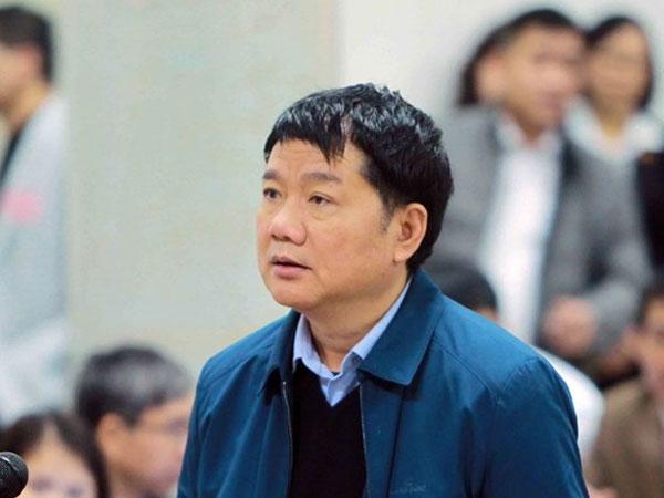 Ông Đinh La Thăng thốt lời day dứt muộn màng