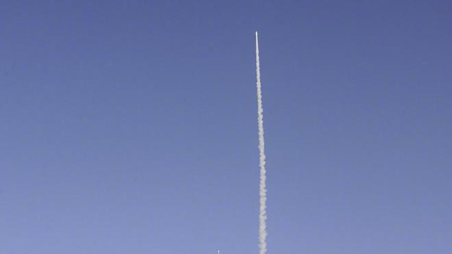 Quân đội Trung Quốc khoe ảnh thử nghiệm bí mật tên lửa cải tiến