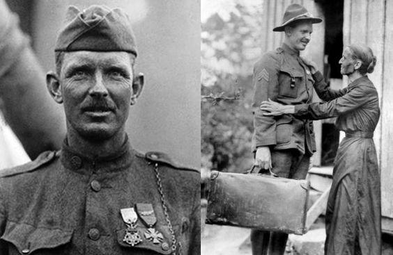 Người lính Mỹ một mình bắt sống cả đội quân Đức