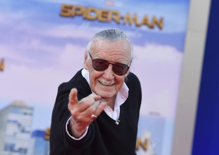 95 tuổi, cha đẻ của các siêu anh hùng Marvel bị tố lạm dụng tình dục nhiều nữ y tá