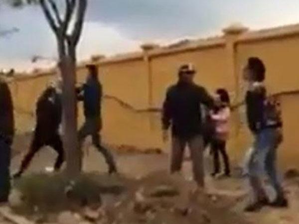 Sự thật bất ngờ về vụ xô xát đánh cả bé gái gần trường THCS Long Biên