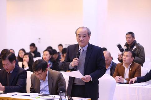 Đối thoại bóng đá Việt Nam: VFF thừa nhận V-League vẫn còn tiêu cực