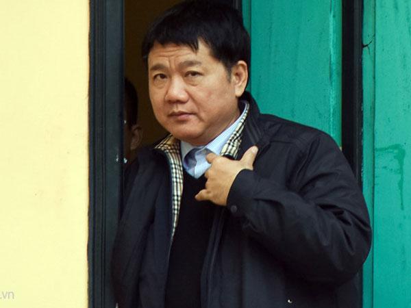 Ông Đinh La Thăng: Mức án nào bị cáo cũng xin chấp nhận