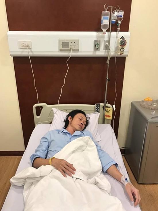 Sức khỏe suy giảm, Hoài Linh tiết lộ thường xuyên phải sử dụng thuốc ngủ