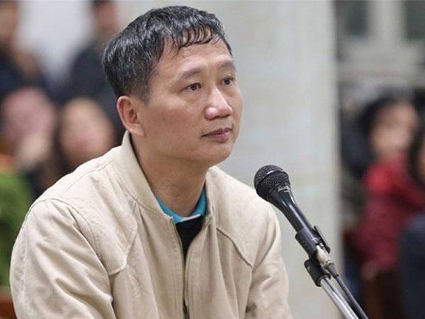 Bị cáo Trịnh Xuân Thanh xin lỗi bác Tổng Bí thư Nguyễn Phú Trọng rồi òa khóc