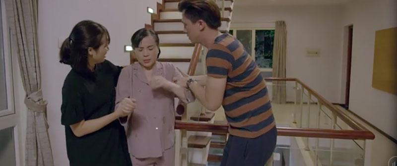 Tập cuối Ngược chiều nước mắt: Ai cũng hạnh phúc, chỉ riêng Phương Oanh - Hà Việt Dũng là chia xa