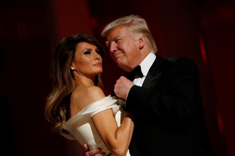 Những khoảnh khắc đáng nhớ của ông Trump