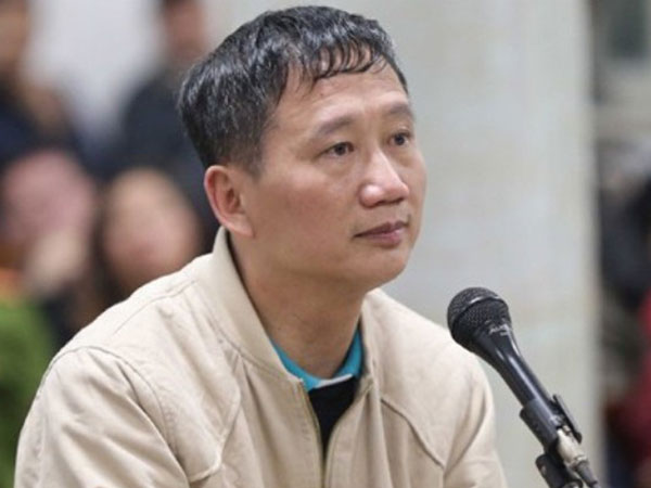 Trịnh Xuân Thanh tiếp tục ra tòa trong vụ 'bán rẻ' dự án, tham ô hàng chục tỷ đồng