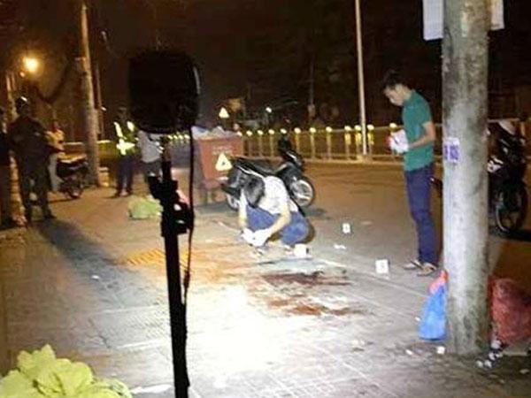 Truy bắt nhóm đối tượng chém lìa tay khiến nam thanh niên tử vong, 1 người bị thương nặng ở Sài Gòn