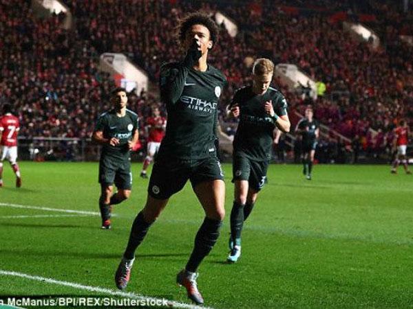 Bristol - Man City: Rượt đuổi 5 bàn siêu điên rồ